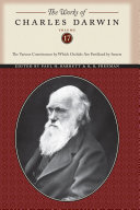 The Works of Charles Darwin, Volume 17