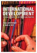 Cover of International Development