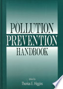 Pollution Prevention Handbook Book PDF