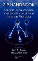 SIP Handbook Book