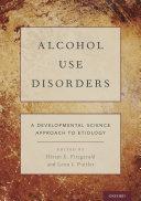 Alcohol Use Disorders [Pdf/ePub] eBook