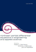Nonlinear Partial Differential Equations in Engineering and Applied Science