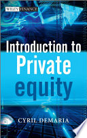 Introduction To Private Equity Book PDF