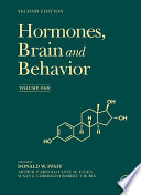 """Hormones, Brain and Behavior Online"" by Donald W Pfaff, Donald W. Pfaff"