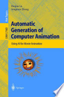 Automatic Generation of Computer Animation Book