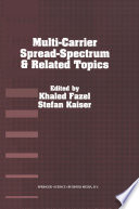 Multi Carrier Spread Spectrum Related Topics