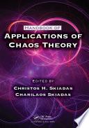 Handbook of Applications of Chaos Theory Book