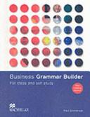 Business Grammar Builder Pack. Per Gli Ist. Tecnici E Professionali