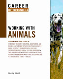 Career Opportunities Working with Animals