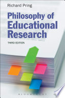 Philosophy of Educational Research Book