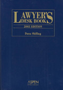 Lawyer S Desk Book Book