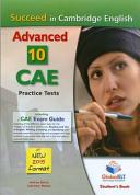 Succeed in the Cambridge CAE. 10 Practice Tests. Student's Book-Self Study Guide. Con Espansione Online. Con CD Audio Formato MP3. Per Le Scuole Superiori