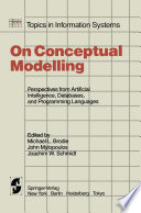 On Conceptual Modelling Book PDF