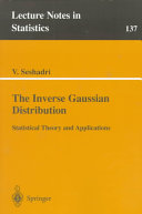 The Inverse Gaussian Distribution Book