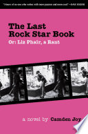 The Last Rock Star Book Book
