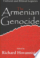 The Armenian Genocide Book