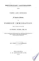 Republican Landmarks Book PDF