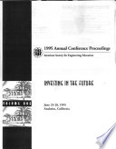 Annual Conference Proceedings