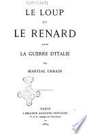 Le Loup et le Renard dans la guerre d'Italie