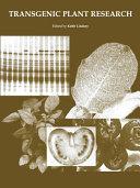 Transgenic Plant Research