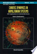 Chaotic Dynamics In Hamiltonian Systems