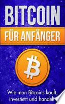 Bitcoin Fr Anfnger