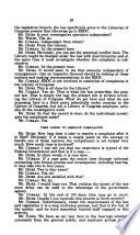 Legislative branch appropriations for 1982
