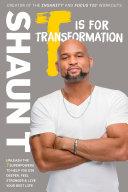 T Is for Transformation Pdf/ePub eBook