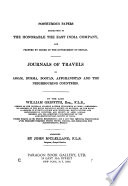 Journals of travels in Assam  Burma  Bootan  Affghanistan and the neighbouring countries