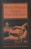 Public private Policy Partnerships