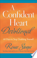 A Confident Heart Devotional Book