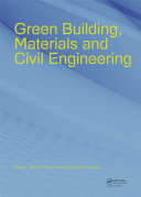 Pdf Green Building, Materials and Civil Engineering Telecharger
