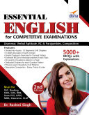 """Essential English for Competitive Examinations 2nd Edition"" by Dr. Rashmi Singh"