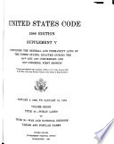 United States Code  Title 43  Public lands to Title 50  War and national defense  tables and popular names