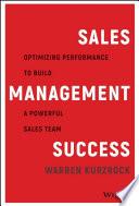 Sales Management Success