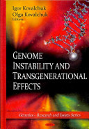 Genome Instability and Transgenerational Effects