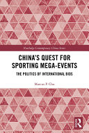 China s Quest for Sporting Mega Events