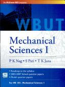 Mechanical Sciences-1(Wbut)