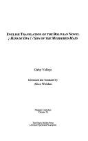 English Translation of the Bolivian Novel  Hijo de Opa