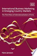 International Business Marketing in Emerging Country Markets