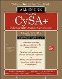 Comptia Cysa Cybersecurity Analyst Certification All In One Exam Guide Second Edition Exam Cs0 002