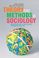 Theory and Methods in Sociology