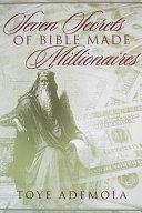 Seven Secrets of Bible Made Millionaires