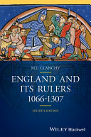 England and its Rulers