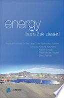 Energy from the Desert  Practical Proposals for Very Large Scale Photovoltaic Systems