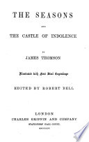 The Seasons   and The Castle of Indolence Book