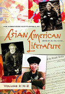 The Greenwood Encyclopedia Of Asian American Literature N Z