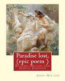 Paradise Lost  by John Milton  a Criticism on the Poem by Samuel Johnson