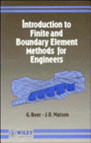 Introduction to Finite and Boundary Element Methods for Engineers