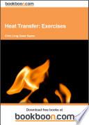 Heat Transfer: Exercises